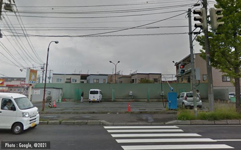 札幌市コイン洗車場 あらうべぇ!-洗車場