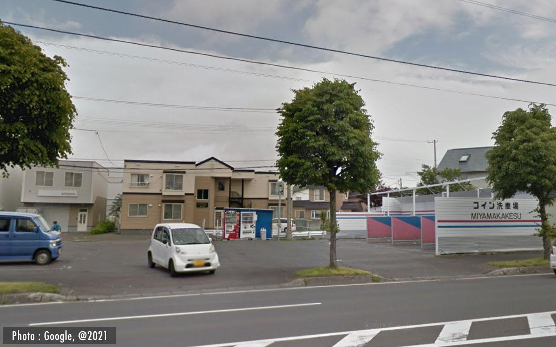 札幌市コイン洗車場 コイン洗車-ミヤマカケス