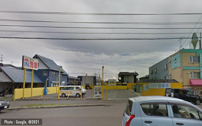 札幌市コイン洗車場 篠路6条1丁目-コイン洗車場