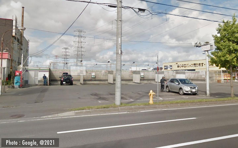 札幌市コイン洗車場 CAR-WASH-新発寒